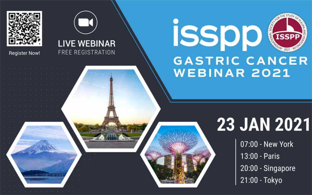 ISSPP Gastric Cancer Webinar Videos – only for members