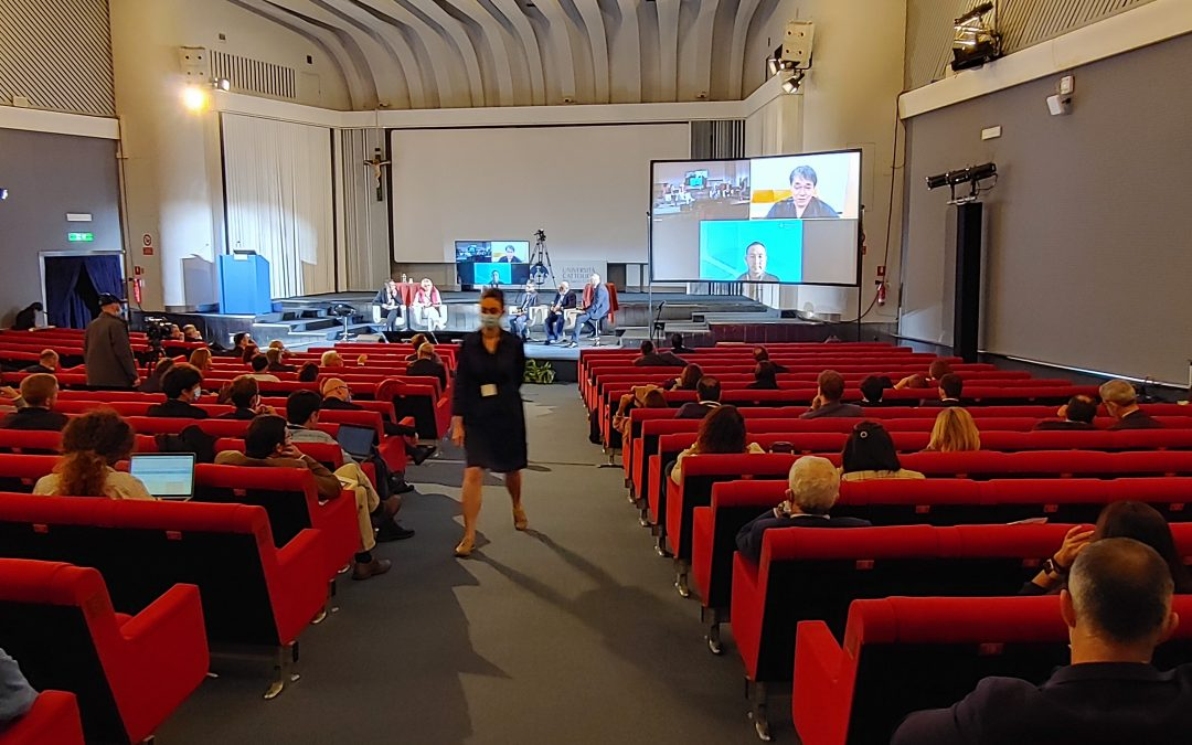ISSPP 2021- 2nd Congress in Rome was a full success